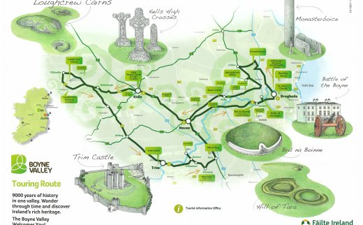 Boyne Valley Touring Route