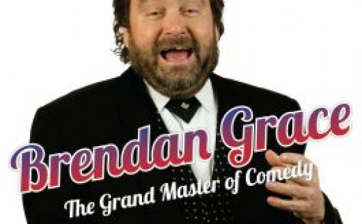 Brendan Grace 47 Years of Comedy