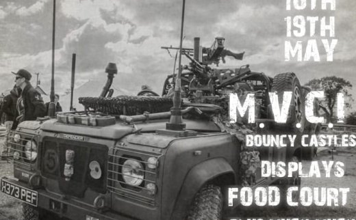 Military Vehicle Show & Family Weekend