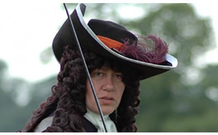 Historical Re-enactments at Battle of the Boyne site at Oldbridge